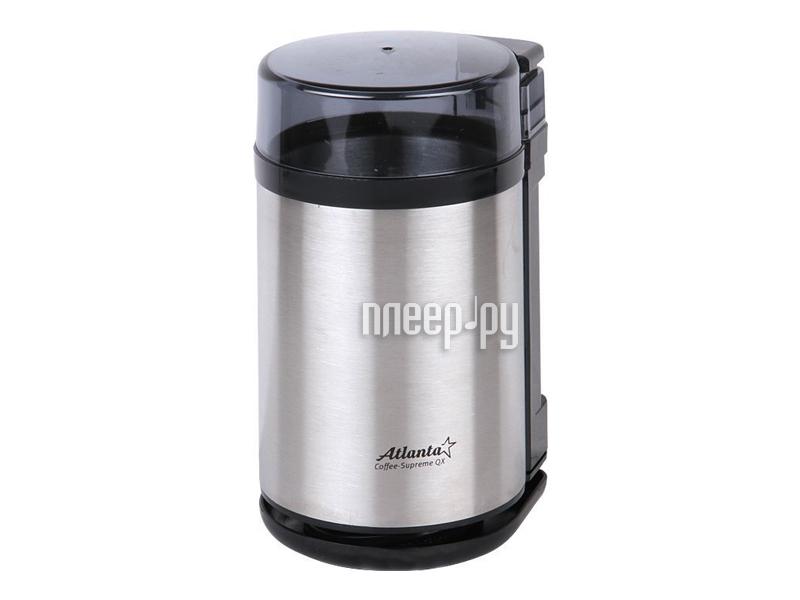 Кофемолка Atlanta ATH-3393 Black