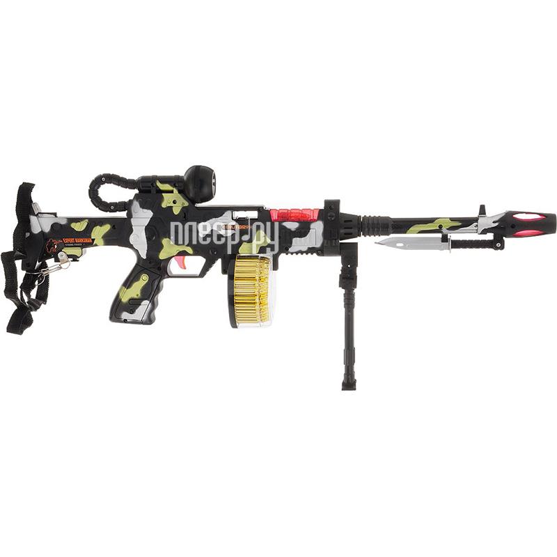 Бластер 1Toy Автомат-пулемет Т58356