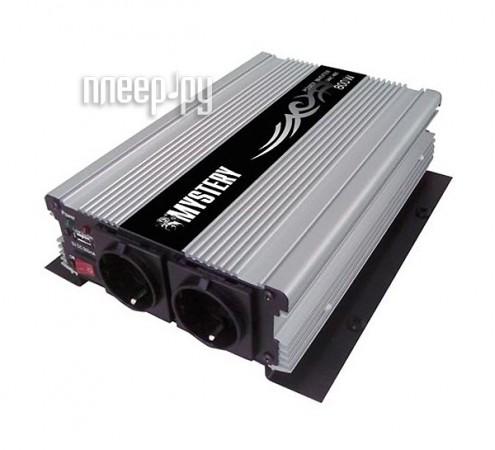 Автоинвертор Автоинвертор Mystery MAC-800 (800Вт) с 12В на 220В c USB