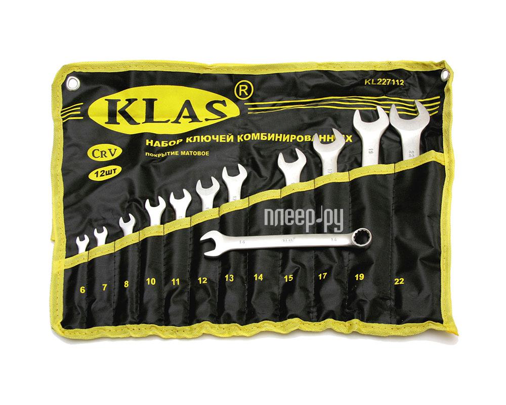 Набор инструмента KlasKL227112
