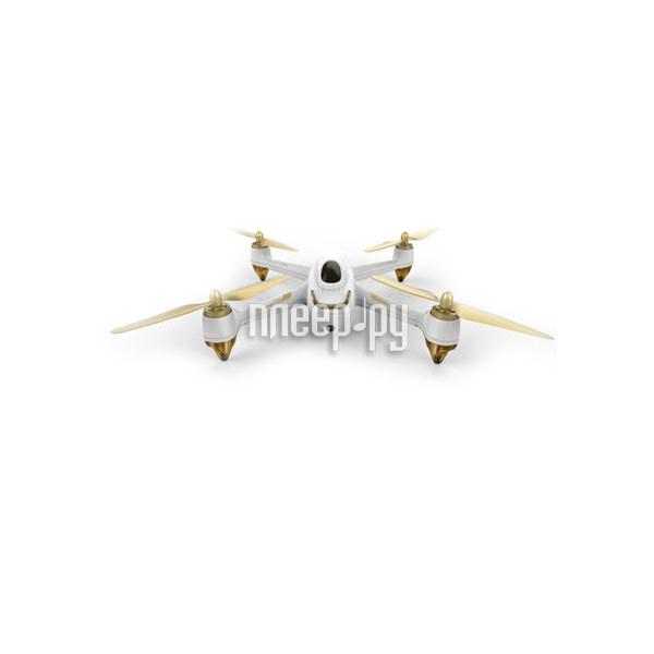 Квадрокоптер Hubsan H501S Pro White