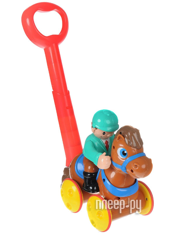 Игрушка Keenway Жокей на лошадке Brown 32653