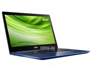 Купить Ноутбук Acer Swift 3 SF314-52G-82UT NX.GQWER.006 (Intel Core i7-8550U 1.8 GHz/8192Mb/256Gb SSD/No ODD/nVidia GeForce MX150 2048Mb/Wi-Fi/Bluetooth/Cam/14.0/1920x1080/Windows 10 64-bit)