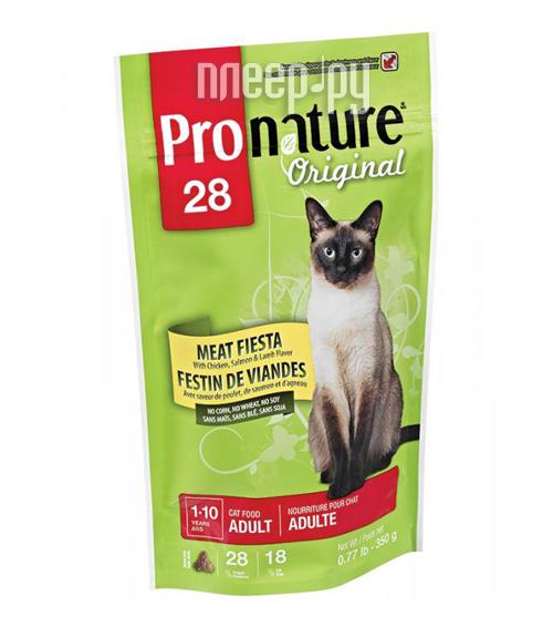 Корм для котят pronature original