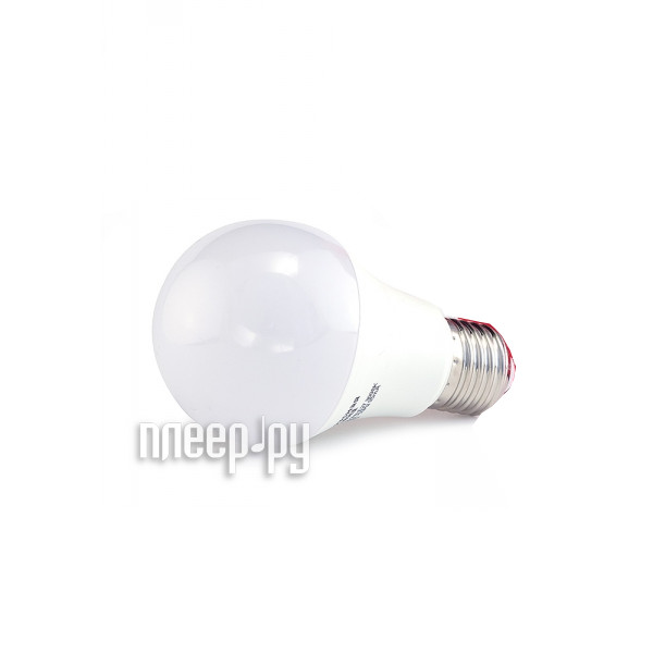 Лампочка Красная цена Груша A60 E27 14W 4000K 1105Lm Cold White