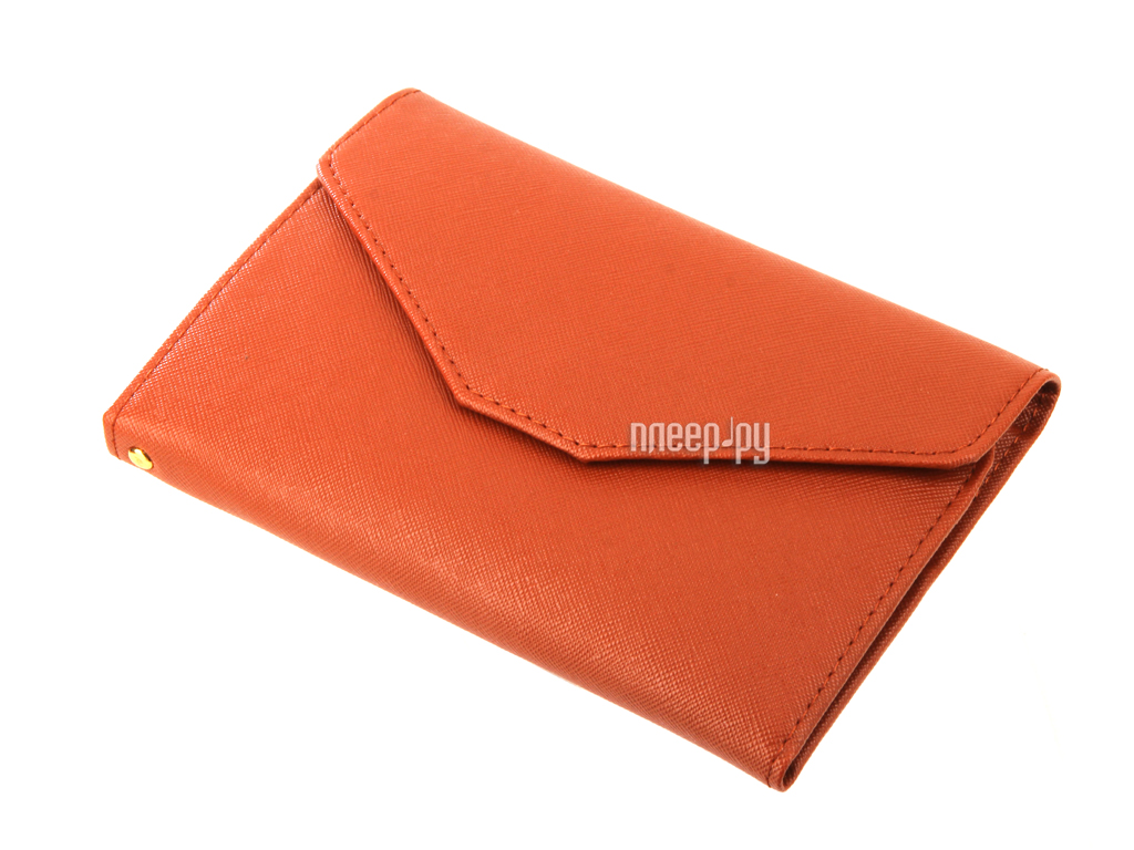 Аксессуар Foshan! Travel Wallet Brown 8008