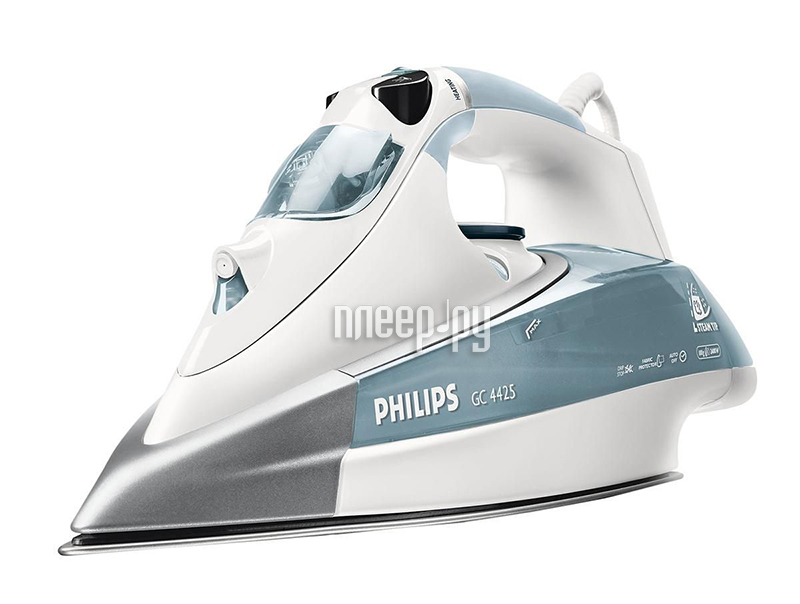 Утюг Philips GC4425/02  Pleer.ru  3086.000