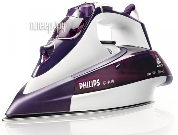 Утюг Philips GC4420/02  Pleer.ru  2971.000