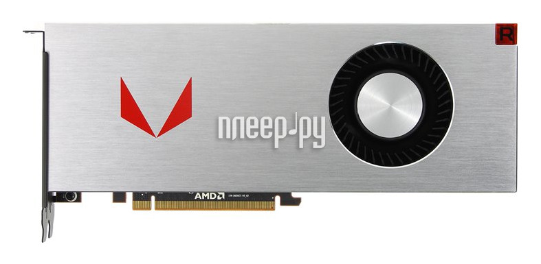 Видеокарта Sapphire Radeon RX Vega 64 1247Mhz PCI-E 3.0 8192Mb 945Mhz 2048 bit DP HDMI HDCP Limited Edition 21275-01-20G