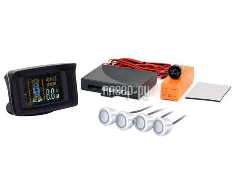 Парктроник SVS LED-088-4 Silver