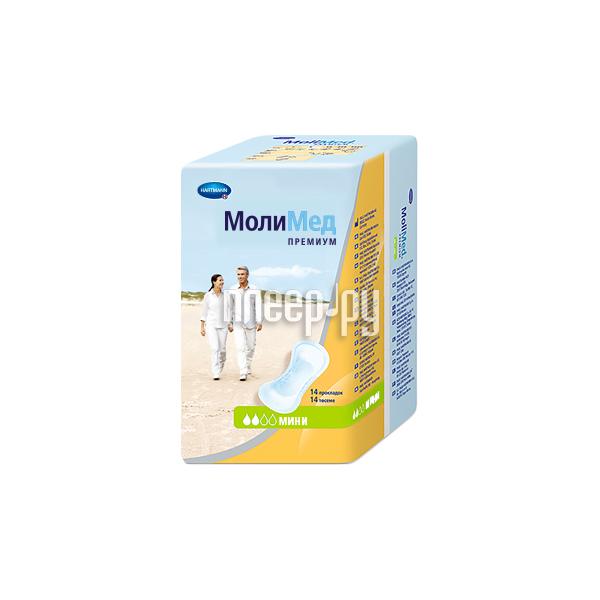 Hartmann MoliMed Premium Mini 14шт.1680871