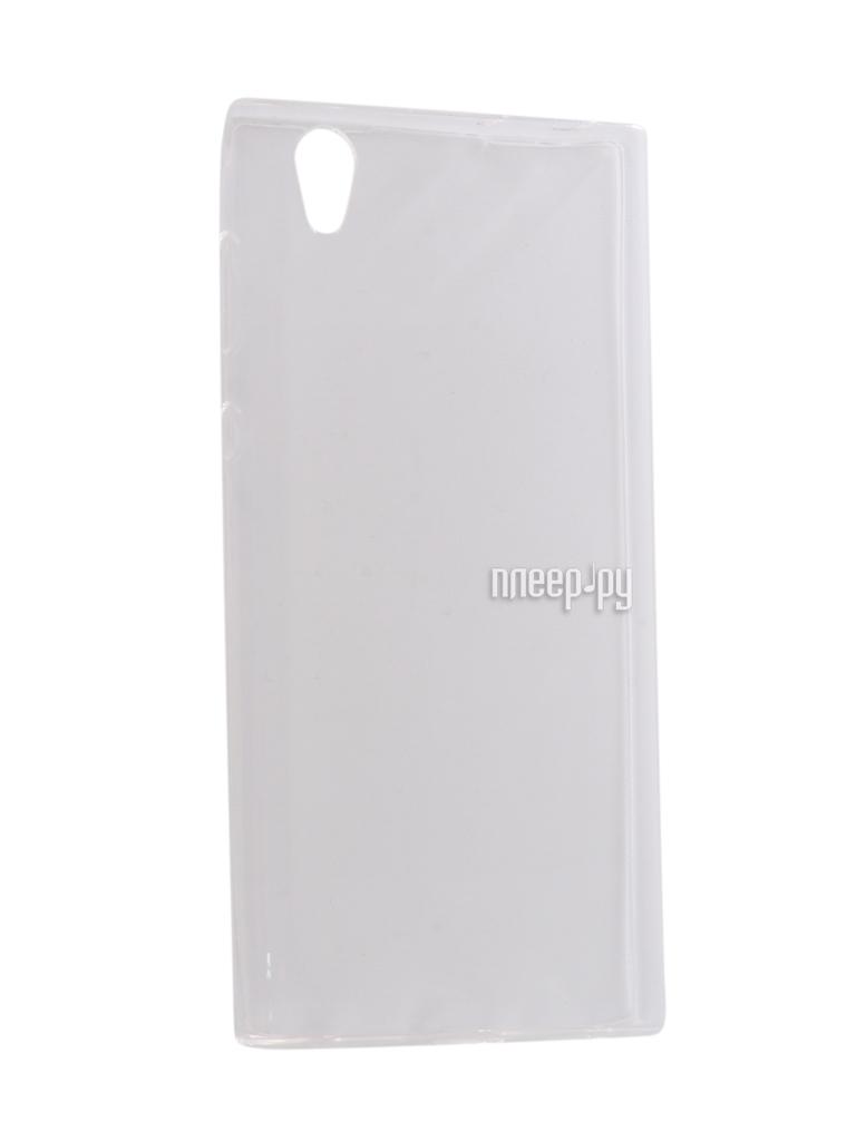 Аксессуар Чехол Sony Xperia L1 Zibelino Ultra Thin Case White ZUTC-SON-L1-WHT