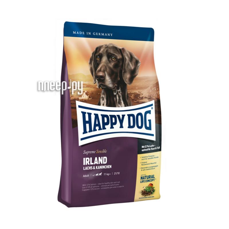 Корм Happy Dog Supreme Irland - 4kg 03537 для собак
