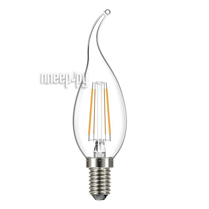 Лампочка Beghler Advance 4W E14 C35T CLR FLM 3000K LED Bulb BA35-00410