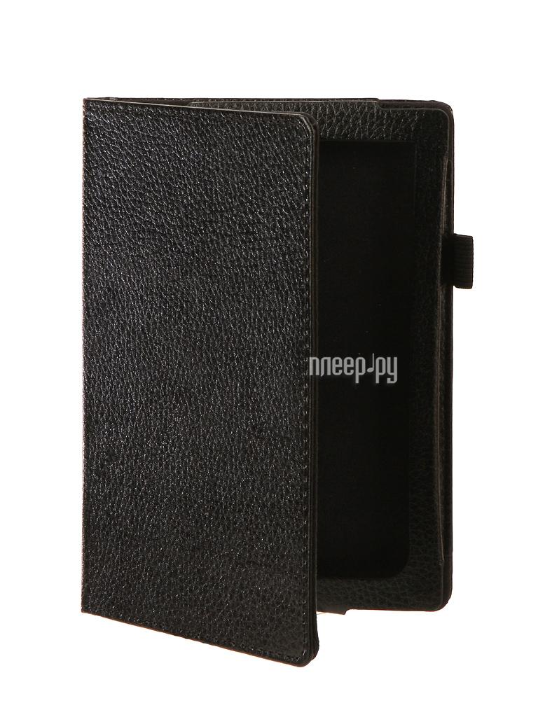 Аксессуар Чехол for PocketBook 631 TehnoRim Standart Black TR-PB631-ST01BL