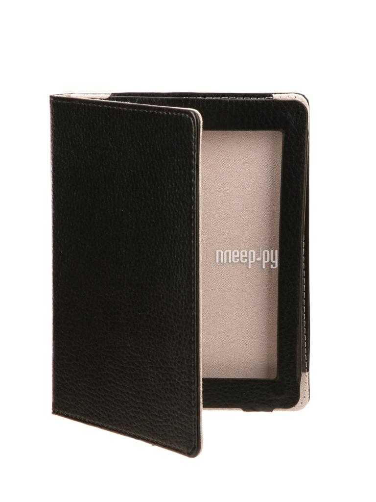 Аксессуар Чехол for Reader Book 2 TehnoRim Standart Black TR-RB2-ST01BL