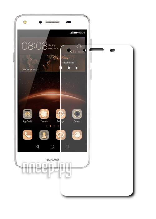 Аксессуар Защитное стекло Huawei Y5 Gecko