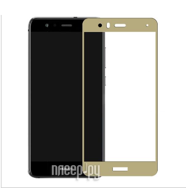 Аксессуар Защитное стекло Huawei P10 Lite Svekla Full Screen Gold ZS-SVHWP10L-FSGO