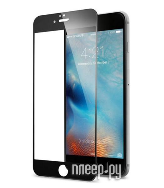 Аксессуар Защитное стекло Svekla 3D для APPLE iPhone 8 Black Frame ZS-SVAP8-3DBL