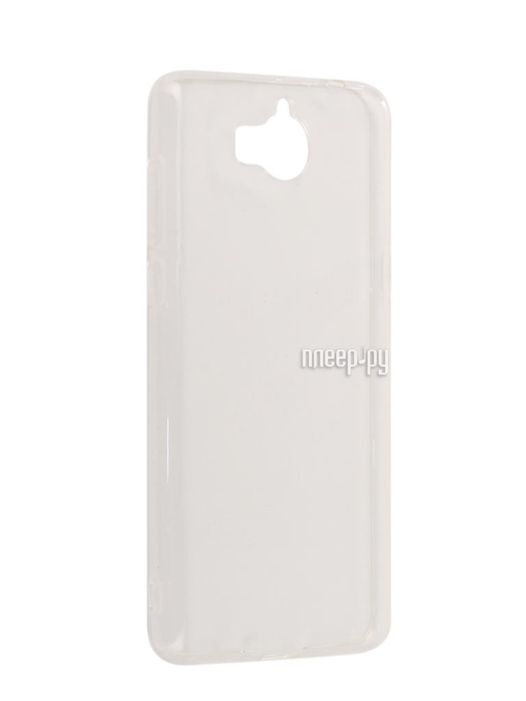 Аксессуар Чехол Huawei Y5 2017 Zibelino Ultra Thin Case White ZUTC-HUA-Y5-2017-WHT
