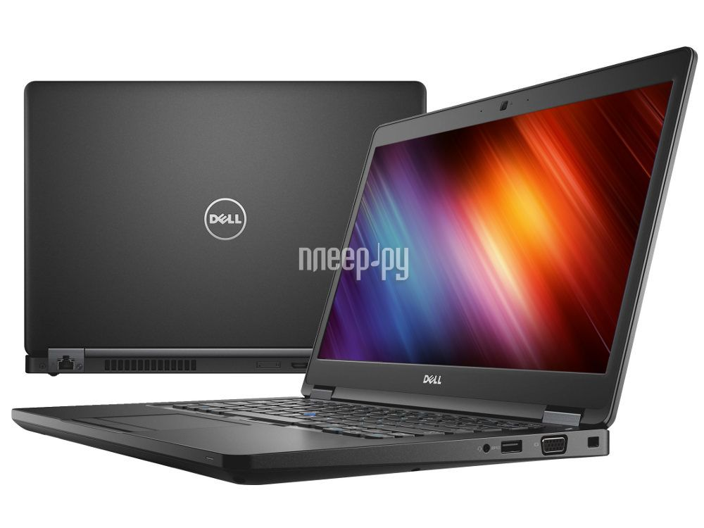 Ноутбук Dell Latitude 5480 5480-7829 (Intel Core i5-6200U 2.3 GHz / 8192Mb