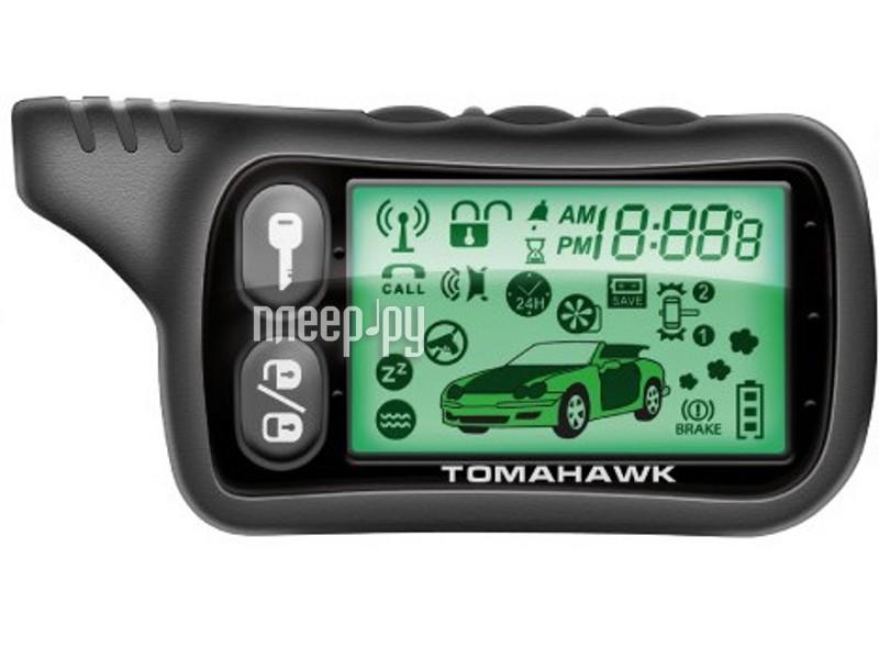 Характеристики автосигнализации Tomahawk S 700.