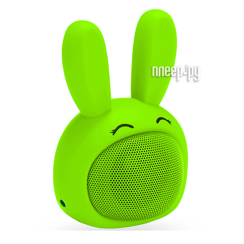 Колонка InterStep SBS-150 Funny Bunny Light Green