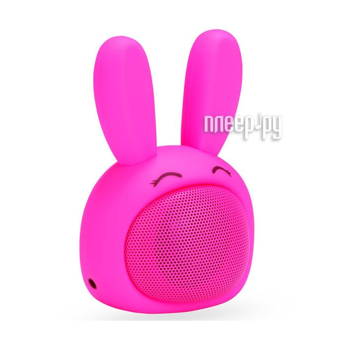 Колонка InterStep SBS-150 Funny Bunny Pink