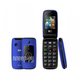Купить Сотовый телефон BQ 2002 Trust Blue