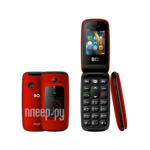 Купить Сотовый телефон BQ 2002 Trust Red
