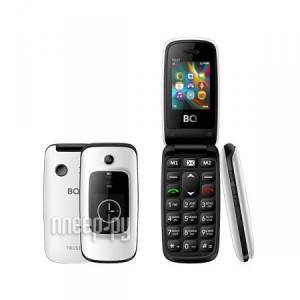 Купить Сотовый телефон BQ 2002 Trust White