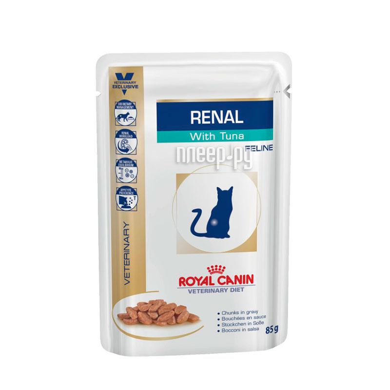 Корм royal canin feline renal rf23