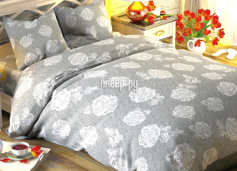 Постельное белье Экзотика Золотой лист Комплект 2 спальный Поплин