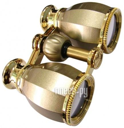 Бинокль Veber БГЦ 4x30 А03 Champagne Gold  Pleer.ru  1293.000