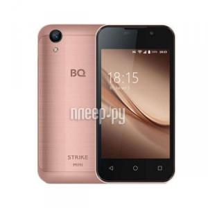 Купить Сотовый телефон BQ 4072 Strike Mini Rose Gold Brushed -1