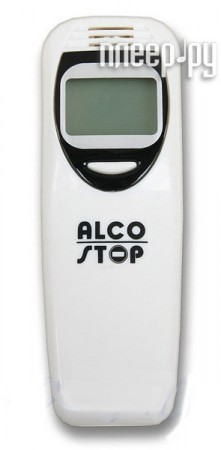 Алкотестер Alco-Stop AT-128  Pleer.ru  397.000