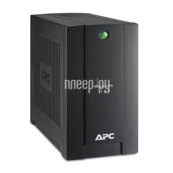 1bb477363345 Источник бесперебойного питания APC Back-UPS 750VA BC750-RS