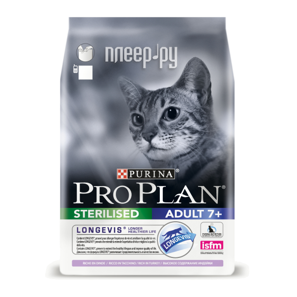 Корм Pro Plan Junior Optistart Курица 400g для котят от 6 месяцев до 1 года 46648