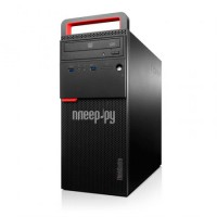 Настольный компьютер Lenovo ThinkCentre M700 MT 10GRS09H00 (Intel Core i3-6100 3.7 GHz/8192Mb/1000Gb/DVD-RW/Intel HD Graphics/GbitEth/Windows 10 Professional 64-bit)
