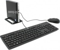 Настольный компьютер HP ProDesk 600 G3 2SF60ES Mini (Intel Core i5-7500 3.4 GHz/4096Mb/500Gb/Intel HD Graphics/GbitEth/DOS)