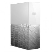 Сетевое хранилище Western Digital My Cloud Home 4Tb WDBVXC0040HWT-EESN