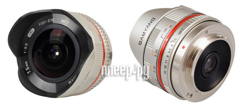 Объектив Samyang Olympus 4/3 MF 135 mm f/2.0 ED UMC