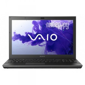 ������� Sony Vaio VPC-SE1X1R/B Black (Intel Core i5-2430M 2.4 Ghz/4096Mb/500Gb/DVD-RW/AMD Radeon HD6470M 512Mb/Wi-Fi/Bluetooth/WiMAX/Cam/15.5/1920x1080/Win 7 Home Premium 64bit)
