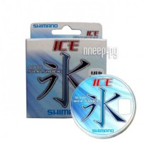 Леска Shimano Ice Silkshock 0.06mm 50m 0.65kg ICE5006