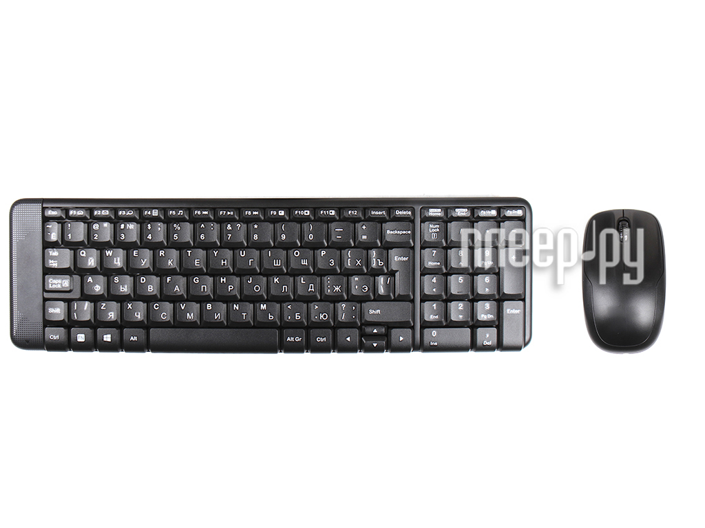 Набор Logitech Wireless Combo MK220 920-003169