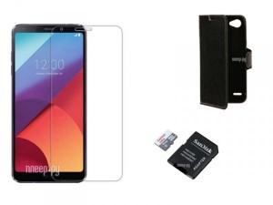 Купить Сотовый телефон LG M700AN Q6 Black-Black Выгодный набор + подарок серт. 200Р!!