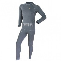Термобелье WoodLand Soft Thermo L Dark Grey 0049583