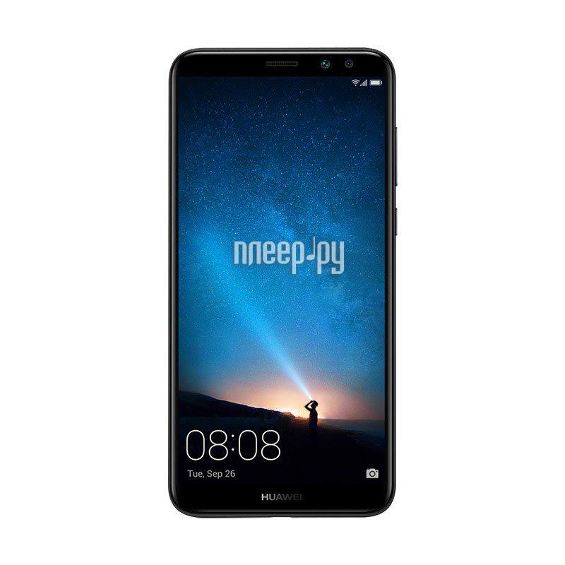 Сотовый телефон Huawei Nova 2i Black