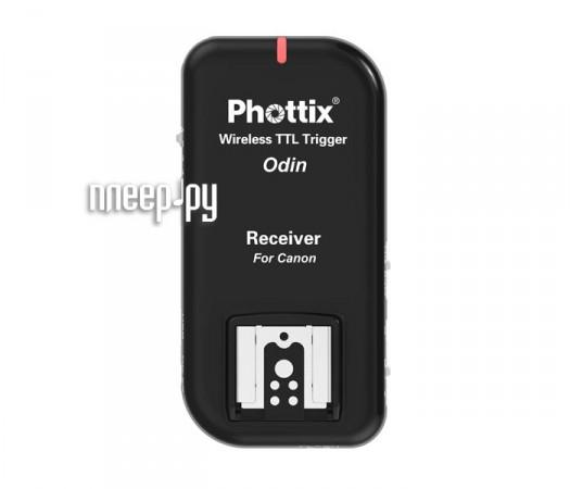 Радиосинхронизатор Phottix Odin TTL Canon Reciever 89051  Pleer.ru  5298.000