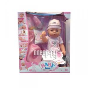Купить Кукла Baby love 1604O325